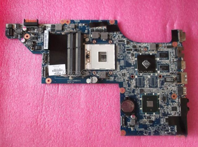 45 days Warranty laptop Motherboard For hp DV7T DV7-3000 605319-001 DAOLX6MB6H1 for intel cpu with HM55 non-integrated graphics US $99.68 /piece Specifics Model Number 	DV7 With CPU 	No Chipset Manufacturer 	Intel Memory Type 	DDR3 Application 	Laptop Graphics Card Type 	Non-Integrated Products Status 	Stock,Used Hard Drive Interface 	SATA FSB / HT 	800 MHz Ports 	VGA,USB 2.0,Wifi CPU Type 	Intel Interface Type 	S/PDIF Coaxial Maximum Ram Capacity 	8 GB  Click to Buy :http://goo.