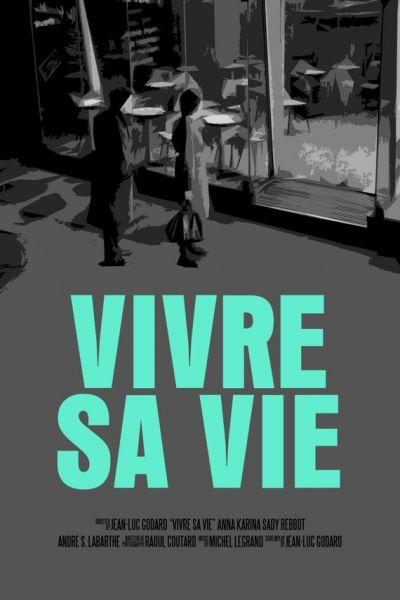 Jean-Luc Godard : Vintage Κινηματογραφικές Αφίσες   Presspop