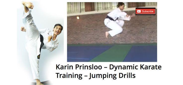 Karin Prinsloo Archives - Karate Blog   Karin Prinsloo