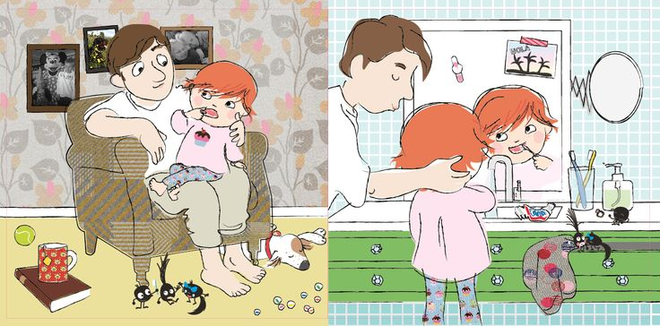Illustration, Sandviks - Children's Book