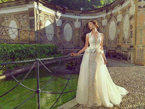 Natalia Vasiliev dress