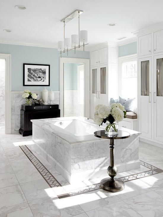 Beautiful Master Bedrooms and Bathrooms If your lucky enough to live by a beach, store your sand dollars & shells in separate clear glass canisters! So pretty!!@ http://www.amazon.com/dp/B01C5YDNHK