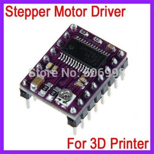 5pcs/lot StepStick DRV8825 Stepper Motor Driver Carrier Reprap 4 Layer PCB Board For 3D Printer #Affiliate