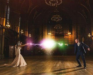 Tasteful Harry Potter themed weddings. They're a thing.   27 Things You Need To Have A Classy AF Harry Potter Wedding