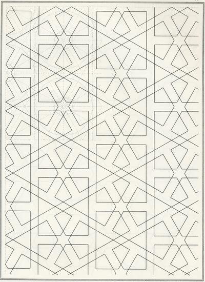 Prachtig patroon