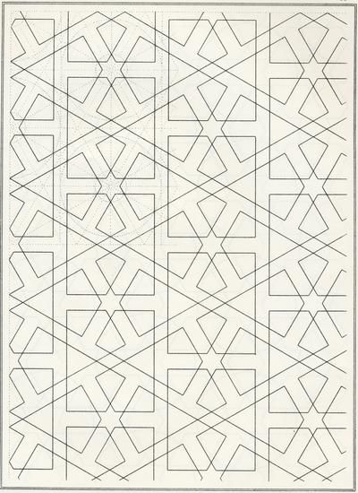 Pattern in Islamic Art - BOU 018