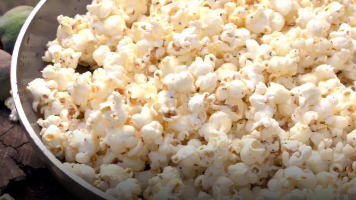 Honey Popcorn with Lemon Myrtle | NITV