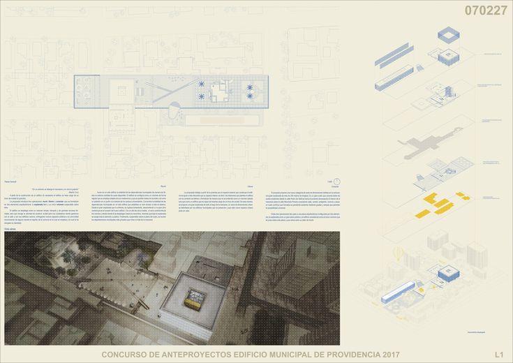 Imagen 7 de 10 de la galería de Gonzalo Claro y Philippe Blanc, tercer lugar del concurso del nuevo edificio municipal de Providencia. Fotografía de Equipo Tercer Lugar