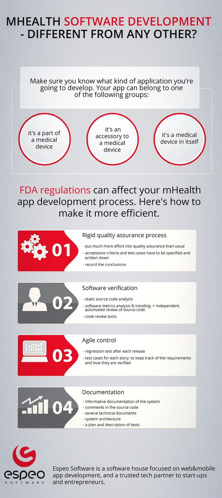 Some tips for #mHealth software development