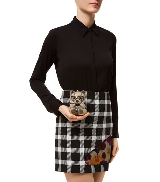 Accessories: Clutch Bags Judith Leiber Teddy Bear Clutch