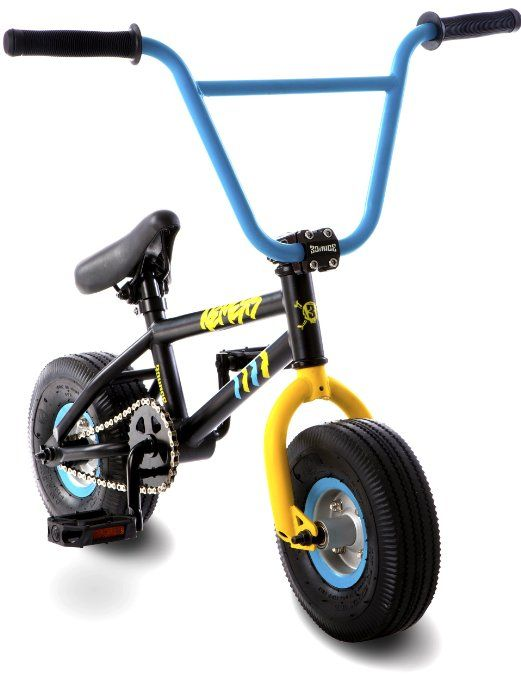 Check out the Bounce Mini BMX Bikes. Find out all of the details of the newest Bounce Mini BMX Bikes. Watch the Bounce Mini BMX Bike in action!
