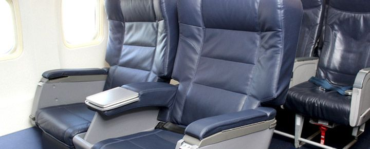 ALLEGIENT AIR OFFERS BIGGER SEATS & EXTENDED LEGROOM - Hawaii deal airline, Allegiant, has just revealed their new premium offerings included on all of their Hawaii flights. While this isn't in any sense a true first or even business class, it is nonetheless an interesting product. Click for details & cost. | Beat of Hawaii, Apr 2014