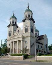 St. Nicholas Byzantine Catholic Church, (Wilson Ave.) Youngstown, OH.