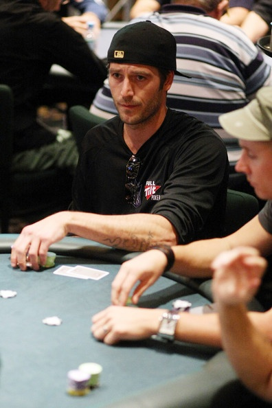 US actor Michael Vartan competes in the Aussie Millions Poker Championship at Crown Casino, January 16, 2007 in Melbourne, Australia.