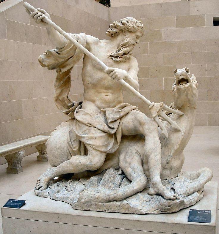 Louvre neptune RF3006 - Neptune (mythology) - Wikipedia