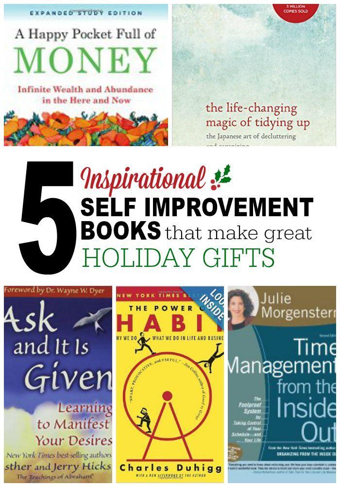 List Improvement Books Self
