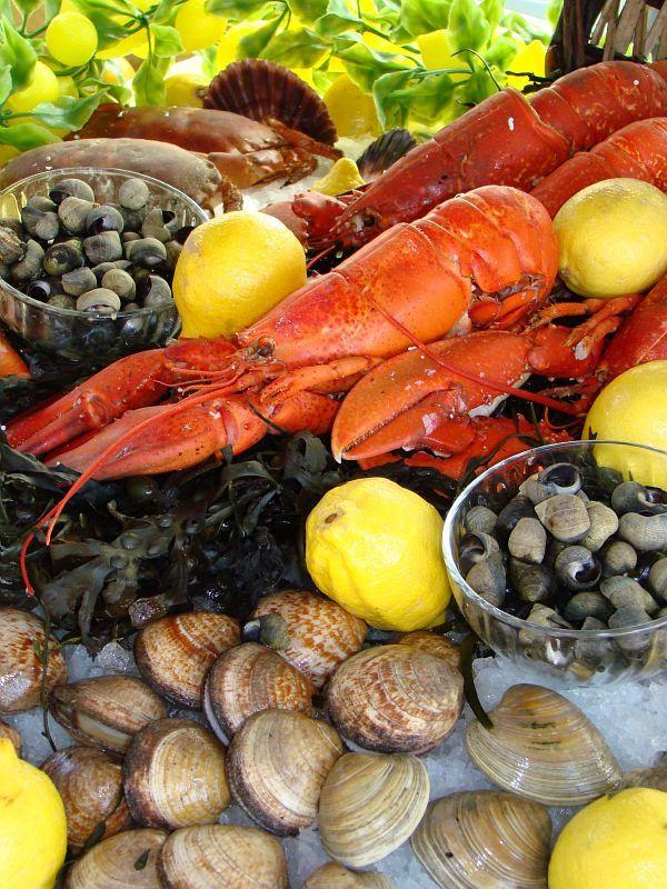 © Fotolia / Fruits de Mer de Bretagne #Bretagne #Gourmandise #FeteBretagne