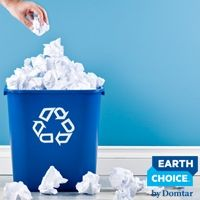 Earn Recyclebank points: Paper Recycling, By the Numbers