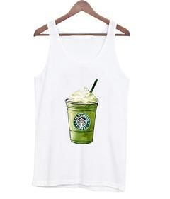 # tanktop #popular #trends #trending #new #latest #womenfashion #meanswear  #top #tank #cream #tea #green