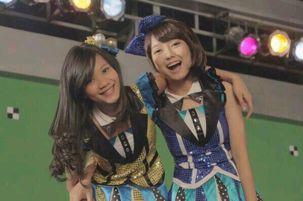 Noella Sisterina, Viviyona Apriani #JKT48 #AKB48