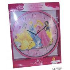 Ceas de perete - Printesele Disney