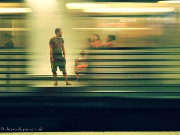 Acropoli metro station..