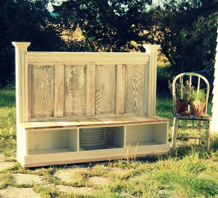 Front Door Bench With Storage: Diy Entryway Bench With Shoe / Bin/ Cubby Storage