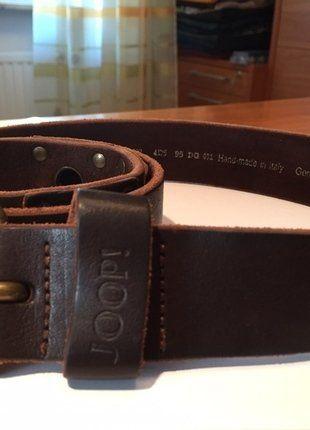 #JOOP! #Joop #Gürtel #Herrengürtel #Damengürtel #Unisex #95cm #Kleiderkreisel #Mode http://www.kleiderkreisel.de/accessoires/gurtel/139363754-ledergurtel-von-joop