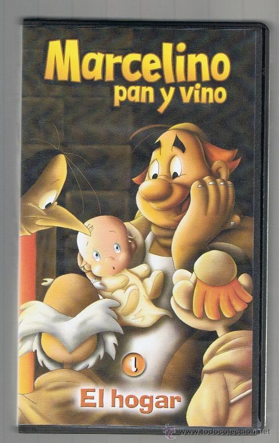 Marcelino Pan Y Vino Zeichentrick
