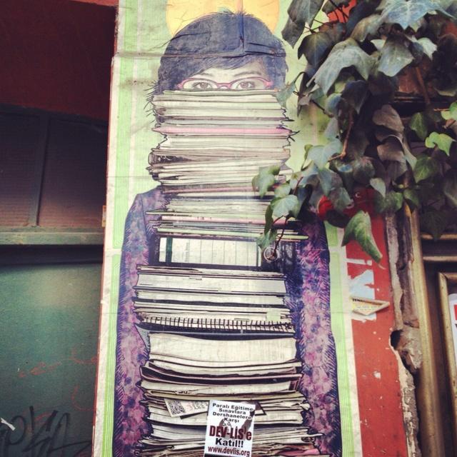 Streetart / istanbul
