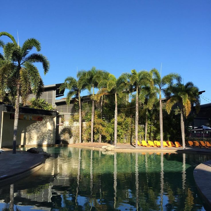 Gilligan's Backpackers Hotel & Resort Cairns — Home