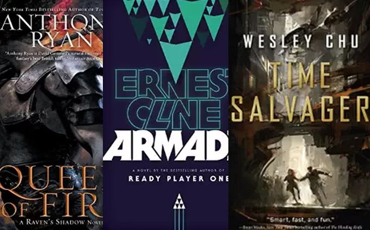 10 Best New Sci-Fi & Fantasy Books to Read: July 2015 | Saving this for furute reference. Always need good book recommendations
