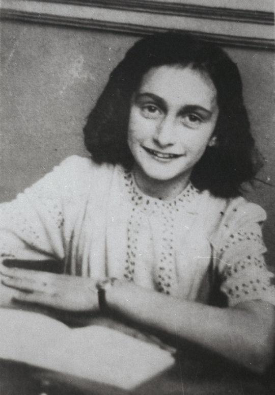 Diary of Anne Frank Peter Van Daan