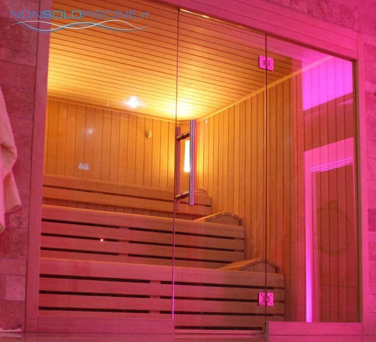 Sauna: Benessere per la Salute! - Non Solo Piscine