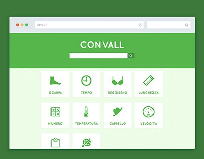 """Check out new work on my @Behance portfolio: """"Convall - Units Converter"""" http://be.net/gallery/37159211/Convall-Units-Converter"""