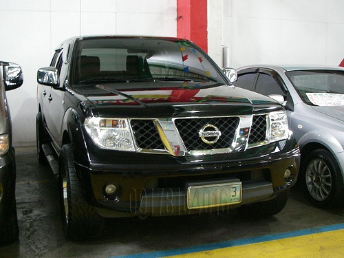 2009 Nissan Navarra Pick-up truck for sale