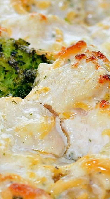 Chicken, Broccoli And Potato Casserole  Recipes  Chicken -9904