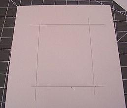 Diy photo mats (using mat board)