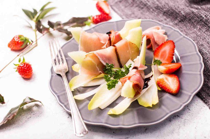 Roladki z melona i szynki parmeńskiej - wypróbuj sprawdzony przepis. Odwiedź Smaczną Stronę Tesco.