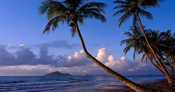 Mission Beach, North Queensland.