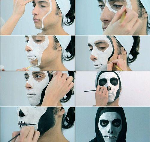 19 best Easy Halloween Makeup Tutorials images on Pinterest ...