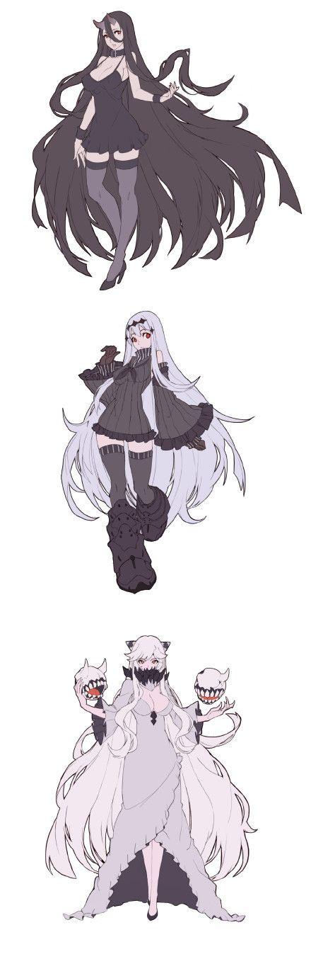 花瓣 Who is that what haired character? I love her