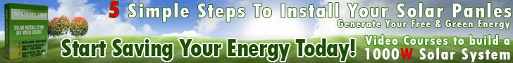 best Green Energy source tips: Environmental advantages of Solar Power