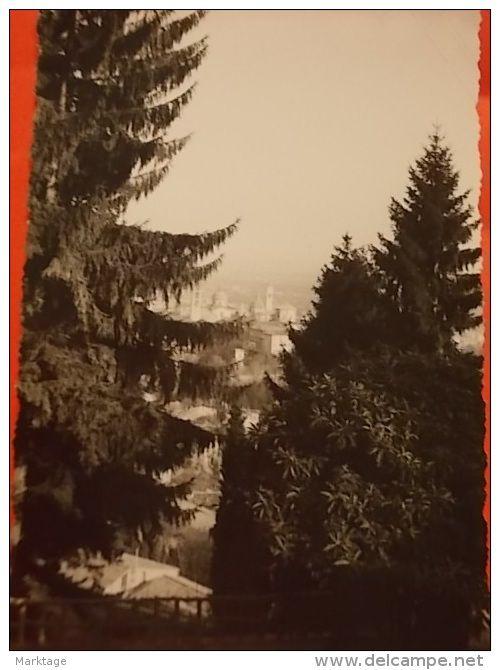 foto anni 60 7X10 Bergamo alta vista da colle S. Vigilio - Delcampe.it