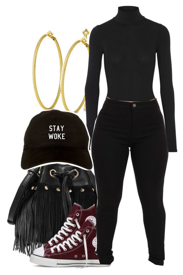 """""""August 20,2016 8:47AM"""" by original-menace ❤ liked on Polyvore featuring Diane Von Furstenberg, Converse, David Yurman and Theory"""