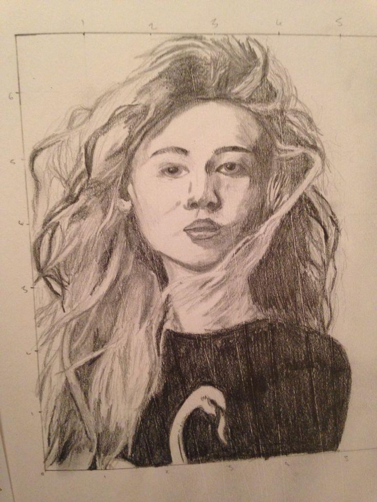 Jennifer In a tonal study