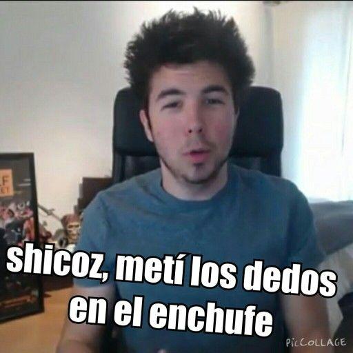 Nunca metan los dedos en los enchufes :( #willyrex #compartirvideos #videosdivertidos