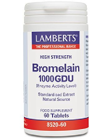 Lamberts Bromelain 1000 GDU(60) Lamberts Bromelain 1000 GDU(60): Express Chemist offer fast delivery and friendly, reliable service. Buy Lamberts Bromelain 1000 GDU(60) online from Express Chemist today! (Barcode EAN=5055148409265) http://www.MightGet.com/january-2017-11/lamberts-bromelain-1000-gdu-60-.asp