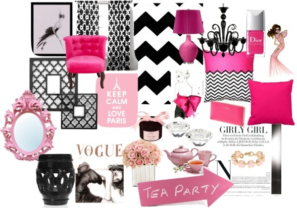"""Girly Girl Closet Room"" by tanka05 on Polyvore"