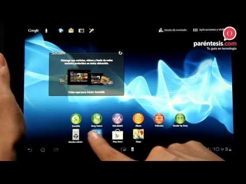 Tablet Sony Xperia S 64GB (SGPT123MX/S).